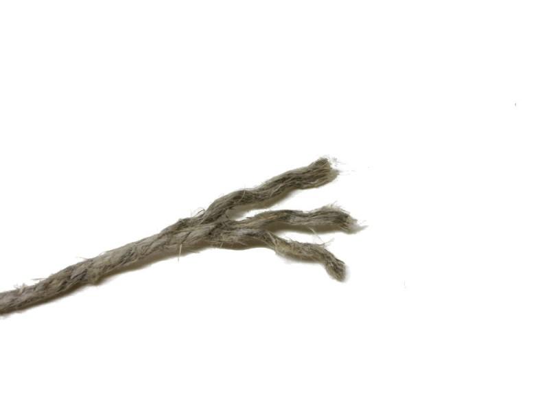 Hemp Cord - 3 ply - 10m