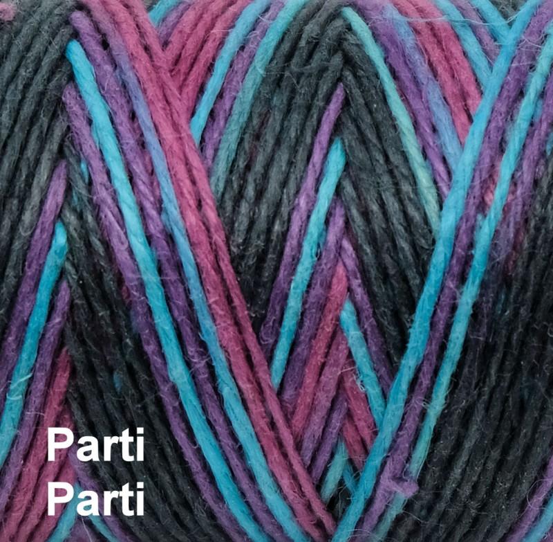 Hemp Cord #10 - Variegated