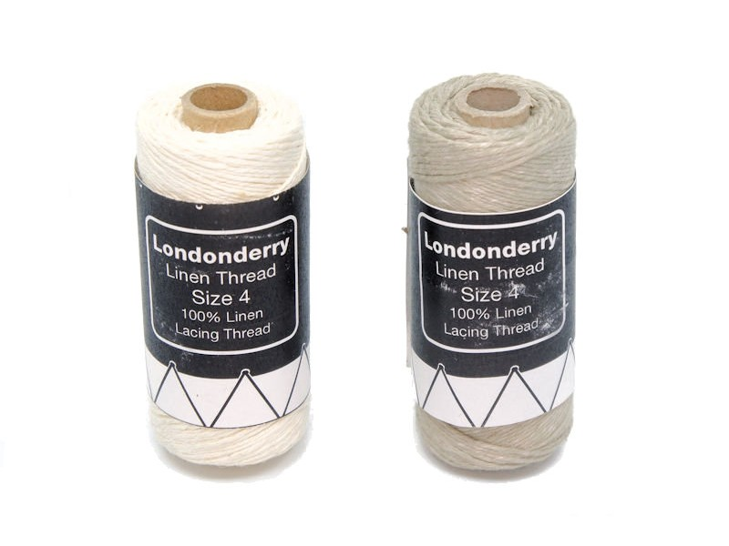 Londonderry #4 Linen Lacing Thread