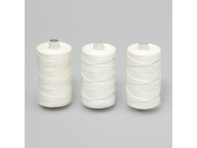 Linen Thread 50g/spool - White