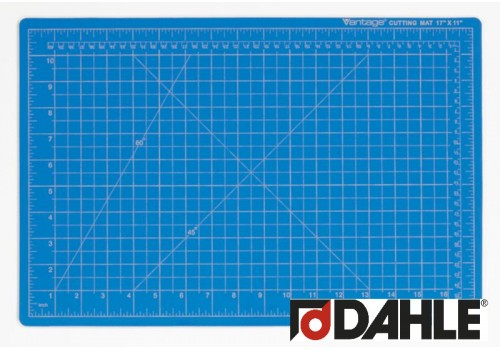 Dahle Cutting Mat - Blue