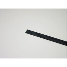 7mm Grosgrain - Black
