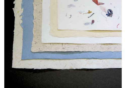 "Handmade Paper - 16"" x 20"""