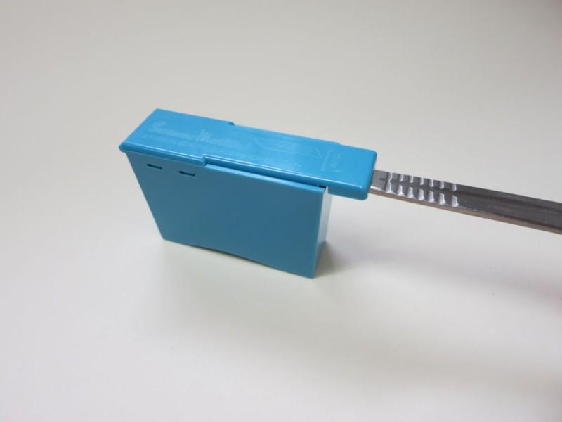 Scalpel Blade Remover Unit