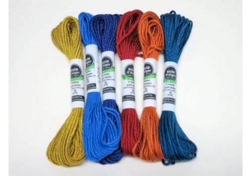 Soie d' Alger Silk Thread - 5m skein