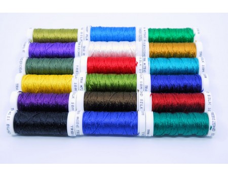 Trebizond Silk Thread - 10m spool